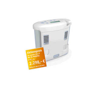 Image for Inogen One® G3 HF inkl. Standard Akku from Homecare store for Austria